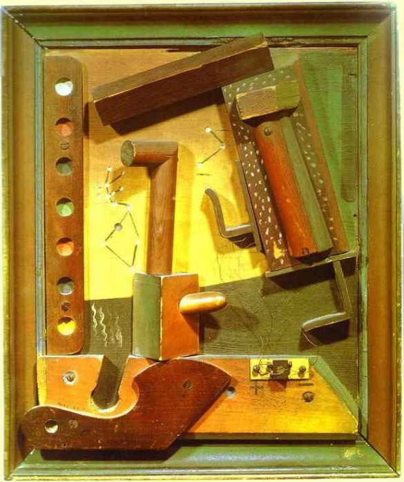 Max Ernst. Fruit of a Long Experience. 1919.